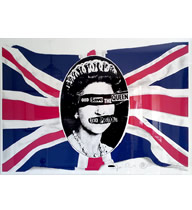 God Save the Queen – Flag Union Jack