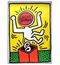 LUCKY STRIKE - YELLOW