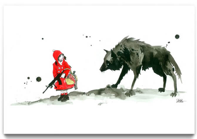 Red Ridinghood
