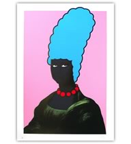 Mona Simpson - Black