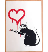 Love Rat - WCP Reproduction