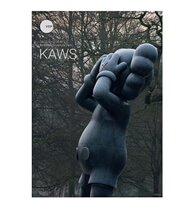 KAWS Winter Exhibition Poster