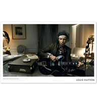 LOUIS VUITTON – Keith Richards