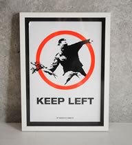 KEEP LEFT - XL