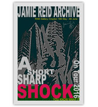 A SHORT SHARP SHOCK Tour Poster - RISE Gallery...