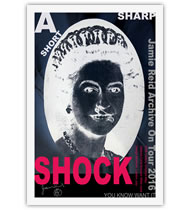 A SHORT SHARP SHOCK Tour Poster
