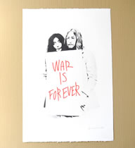 WAR IS FOREVER - Red