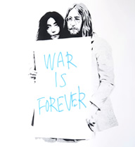WAR IS FOREVER -Blue