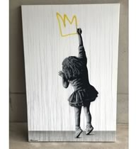 MY KINGDOM FOR A CROWN - Canvas