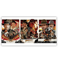 Indiana Jones - Trilogy Set (3枚セット)