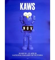 NGV 2019 Poster(Blue)
