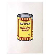 Soup Can(Yellow / Red) - WCP Reproduction