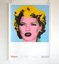 Kate Moss - Moco Museum